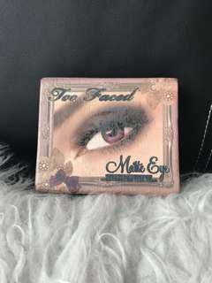Too Faced Matte eye eyeshadow