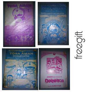 Doraemon comic/komik (bundle sale)
