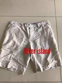 RIVER ISLAND casual shorts short pants