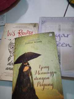 Novel sastra