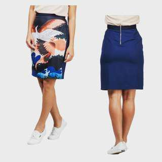 Plains and Prints Rafael Skirt