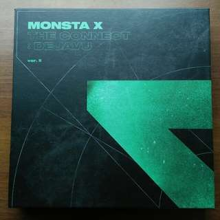 Wts: Monsta x the connect album