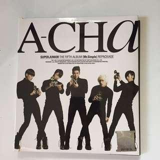 Super Junior A-Cha