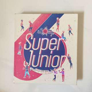Super Junior Spy