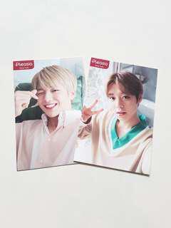 🚚 Wanna One Pleasia Postcards