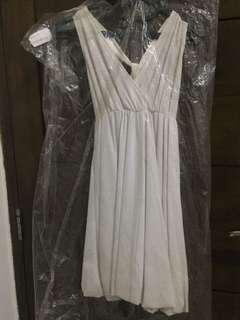 SALE! WHITE DRESS CUMA 50K
