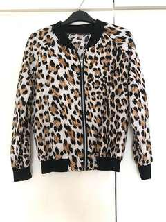 REPRICED Leopard Jacket