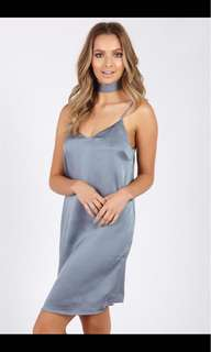 Supre satin slip dress