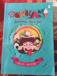 Buku Dorayaki