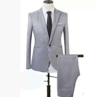 Slim fit blazer only