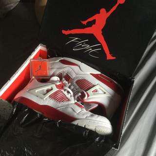 REPRICED!!! Air Jordan 4 Retro ALTERNATE 89