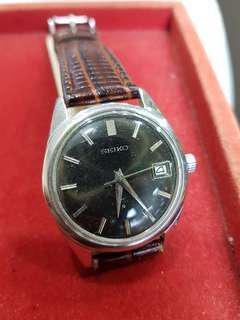 Vintage 1960s Seiko Manual wind watch