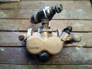 Nissin Xrm125 Caliper with ABS