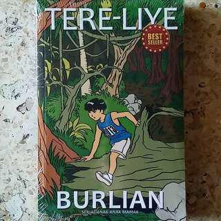 Novel Burlian karya Tere Liye