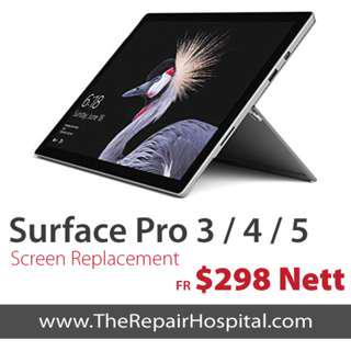 Surface Pro Screen Replacement