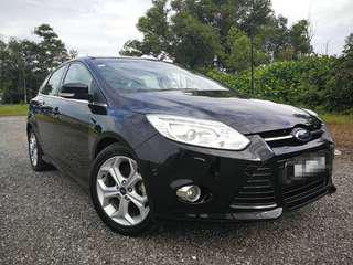 Ford Focus Sport 2.0 (A)