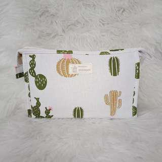 CANVAS BIG POUCH🌵 [NEW]
