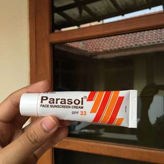Parasol Face Sunscreen Cream SPF 33