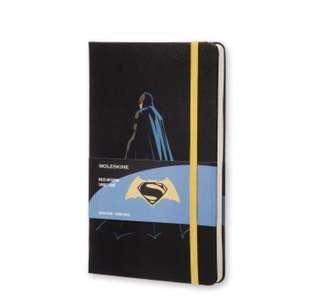 Moleskine x Batman Note Book Notebook
