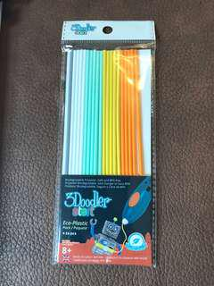 3Doodler plastic