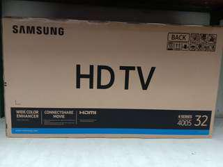 "TV LED SAMSUNG 32"" ANALOG & DIGITAL 4005 SERIES"
