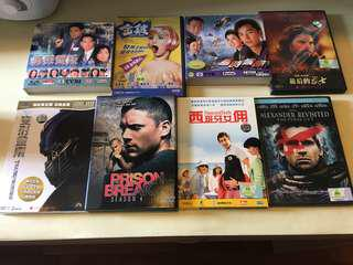 Cds DVDs Movies for sale