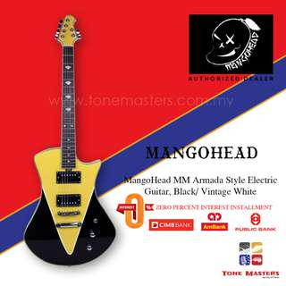 MangoHead MM Armada Style Electric Guitar