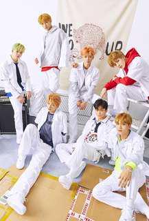 [non profit po] NCT DREAM WE GO UP album