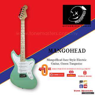 MangoHead JA Series Electric Guitar