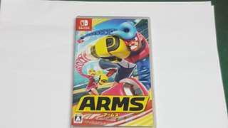 日版 Switch Arms