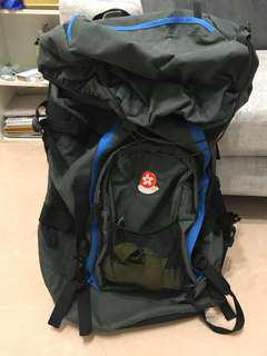 Camping Bag (for road trips and outdoors)