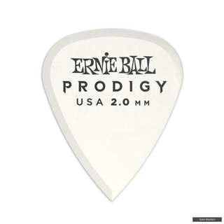 Ernie Ball White Standard Prodigy Guitar Pick