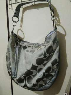 coach hobo large bag