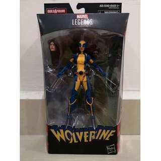 Marvel Legends X23 Wolverine (Sauron Wave)