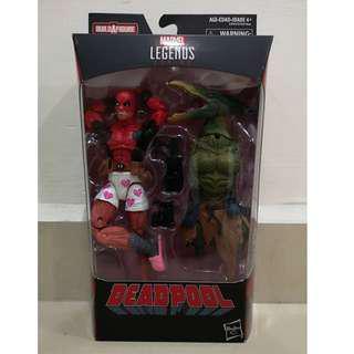 Marvel Legends Deadpool Boxer (Sauron Wave)