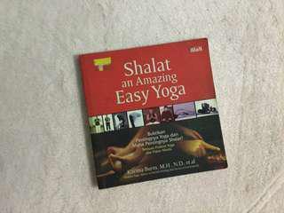 Shalat-An Amazing Easy Yoga