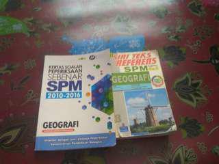 Buku Geografi SPM