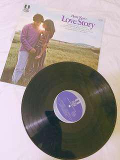 黑膠唱片 Love Story