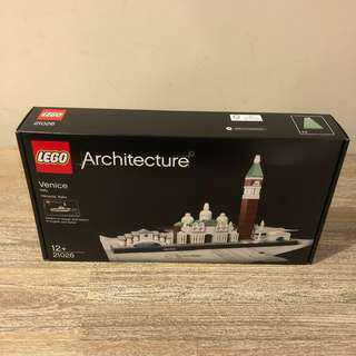 *Reserved* MISB Lego 21026 Architecture Venice