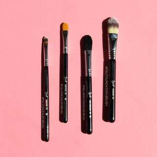 Sigma Beauty F60 F65 F70 F75 Face Brushes