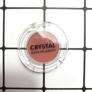Tony Moly crystal single eyeshadow no.M13