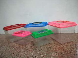 Plastic Cage