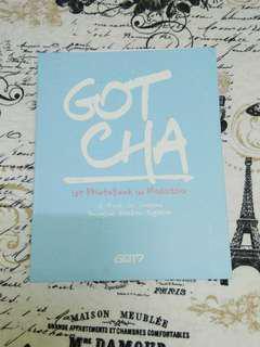 GOT7 GOTCHA 1st Photobook in Malaysia
