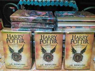 Harry Potter Cursed ChiLd Hardbound