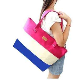 TC19 Sport Best Fashion Canvas Tote Bag 3 layer Color