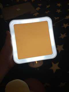 light up mirror (LED)