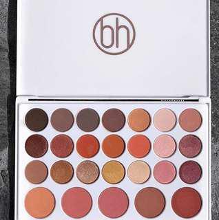 BH Cosmetics Nouveau Neutrals 26  Eyeshadow And Blush Pallete