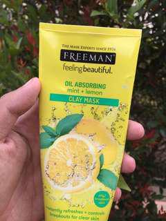 Freeman Lemon + Mint