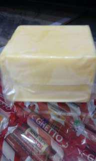 Mozzarela block 1 kg