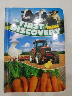 My First Farm Discovery (Hard Cover)